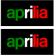 Aprilia colour sticker - Italian