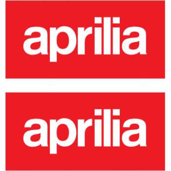 Aprilia colour sticker