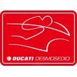 Ducati Desmosedici stickers