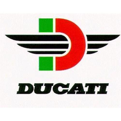 Ducati Logos Stickers