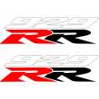 Honda 929 RR stickers