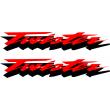 Honda Twister decals