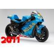MotoGp Suzuki Rizla decal set