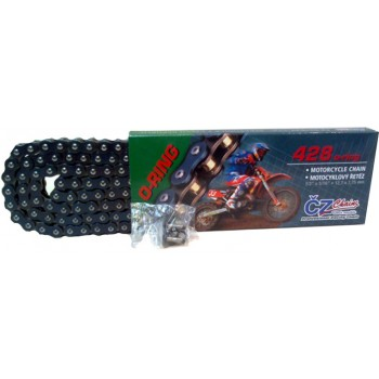 CZ Chain 428 OR (100 - 120 Links)