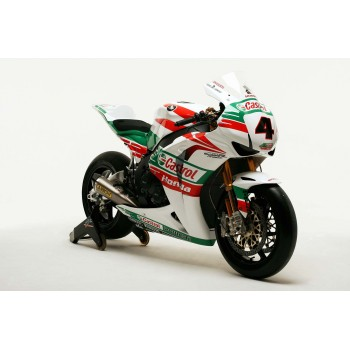 SBK Castrol Honda decal set