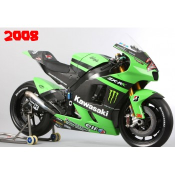 Bonnet dhiver Kawasaki Racing Team Officiel MotoGP