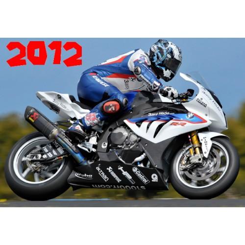 BMW Motorrad Motorsport Sticker Set - Bmw motorrad motorsport decals