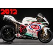 SBK Ducati Pata Racing Team sticker set