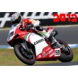 SBK Ducati Red Devils Roma sticker set