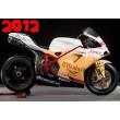 SBK Ducati Liberty Racing Effenbert sticker set