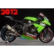 SBK Kawasaki Racing Team decal set
