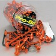 Pro Bolt aluminium 100 piece dome workshop assortment