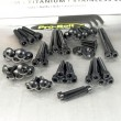 Pro Bolt aluminium 50 piece workshop assortment