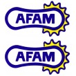 AFAM stickers - Colour