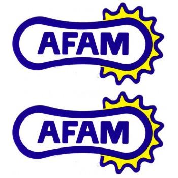 AFAM stickers - Colour