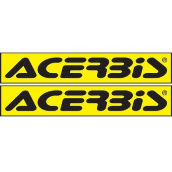 Acerbis decals - Colour with lettering