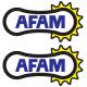 AFAM Sticker