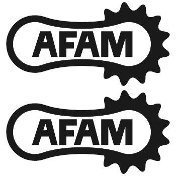 AFAM - Single Colour Sticker