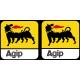 Agip decals - Colour square