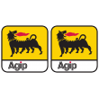 Agip - Colour Decal