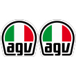 AGV decal - Old style colour