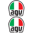 AGV No Background Decal