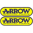 Arrow special parts stickers - Colour