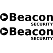 Beacon - Single Colour Sticker