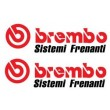 Brembo decals - Colour