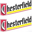 Chesterfield stickers - Colour round