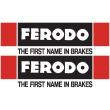 Ferodo Logo 2 Sticker