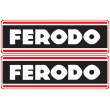 Ferodo Logo 3 Decal