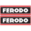 Ferodo Logo 3 Decal