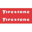 Firestone - Colour Decal