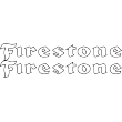 Firestone - Single Colour Decal