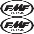 FMF - Single Colour Sticker