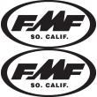 FMF - Single Colour Sticker