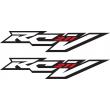 Honda RC211v stickers