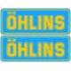Ohlins Decal