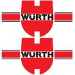 Wurth Sticker
